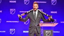 David Beckham quiere a Lionel Messi para el Inter Miami