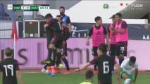 ¡Jugada espectacular del Tri! Alex Zendejas anota el 1-0 ante Arabia