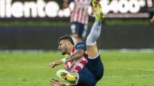 A falta de estudios, Alexis Vega tendría esguince de tobillo