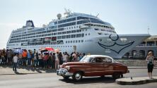 Daily Brief: U.S. Cruise Ship Arrives in Cuba