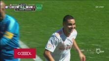 Josef Martínez le pone un bomboncito a Miguel Almirón y Atlanta ya gana 2-0 en Colorado