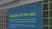 Nuevo robo a mano armada en el Sendero 606