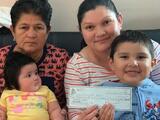 $3 millones para pagar rentas de los que no pueden: la meta que está a punto de cumplir una inmigrante en California