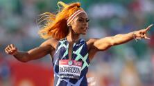 Richardson fuera de los 100m planos de Tokyo 2020 por dopaje