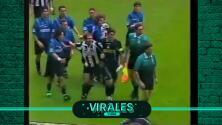 ¡Sin niñerías! Así era el futbol de los 90 entre Inter y la Juve