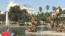 Este viernes se cierra la parte sur del parque MacArthur en Los Ángeles, ¿por cuánto tiempo?