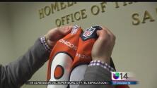 ICE lanza campaña contra contrabandistas en Super Bowl