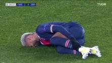 ¡GOOOL! Mitchel Bakker anota para Paris Saint-Germain.