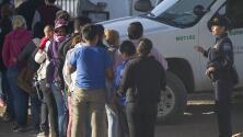 Agentes migratorios intensifican sus operativos en el sur de México para luchar contra el tráfico de personas