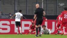 Alemania apaga la sorpresa: Gündogan puso el 1-1 ante Macedonia