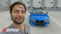 5 Minutos A Bordo Nissan Sentra SR 2021 | Univision A Bordo