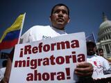 Presionan al Congreso para que avance la reforma migratoria en el 'proceso de reconciliación'