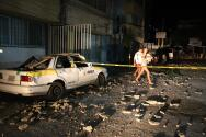 En un minuto: Terremoto de 7.1 sacude desde Acapulco hasta Ciudad de México