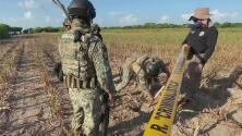 """""""Han matado, descuartizado y quemado"""": buscan cuerpos de desaparecidos en La Bartolina"""