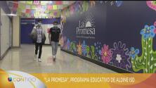 Inauguran escuela para estudiantes inmigrantes recién llegados al país