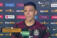 """Moreno: """"No estamos habituados a jugar de visitantes en Estados Unidos"""""""