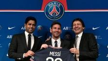 Hasta los periodistas terminaron ovacionando a Lionel Messi