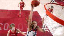 ¡Reinas del oro! Estados Unidos derrota a Japón en el básquet femenino