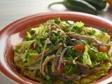 Salpicón a la mexicana, una ensalada para carnívoros #ElRecetario
