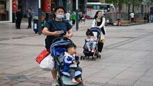 Gobierno de China permitirá a las familias tener hasta tres hijos para hacer frente a la baja tasa de natalidad