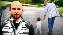"""""""Estoy perdiendo a mi hija en vida"""": Imanol Landeta sale del retiro e implora a su ex que no se la lleve lejos"""