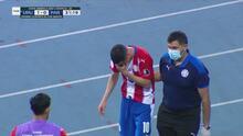 ¡Prende las alarmas! Miguel Almirón se va lesionado entre lágrimas