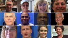 """""""Dejan un vacío muy grande que no podremos llenar"""": estos son los rostros de las 12 víctimas mortales del tiroteo en Virginia Beach"""