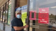 Comerciantes hispanos dicen si requerirán las mascarillas en sus negocios