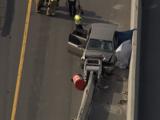 Accidente en la I-40 en Garner deja 1 muerto y 6 heridos, incluidos 4 niños