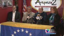 Reaccionan en Miami al arresto del alcalde de Caracas, Antonio Ledezma