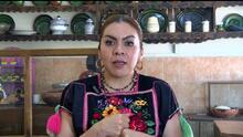 Blanca Villagómez, la cocinera de Tzintzuntzan que usa su comida como 'arma' para superar el machismo