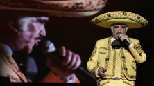 Médicos revelan que Vicente Fernández tiene una sonda de alimentación en su estómago