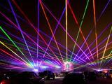 Así es el espectáculo de luces de Six Flags que pronto podrás disfrutar desde tu auto