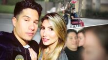 Chyno Miranda y Natasha Araos: los momentos clave antes del anuncio de su separación