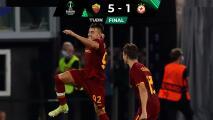 Resumen | ¡Es la Roma de Mourinho! Golean, ganan y gustan ante CSKA Sofia