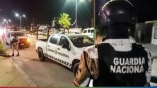 Los acusan de asesinar a una mujer por la espalda: los hechos que ponen en la mira a elementos de la Guardia Nacional mexicana