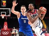 Kevin Durant se convirtió en histórico con la selección de USA