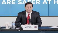 Se espera que el gobernador hable sobre el repunte de casos de coronavirus en Arizona