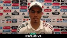 """Guti y su futuro: """"Me gusta el futbol de España, es más mi estilo"""""""