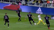 Leandro González Pirez anota en su propia meta y Columbus Crew marcar el cuarto