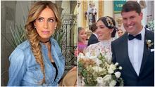 ¡Partieron plaza! Lili, Francisca y Pamela brillaron en una lujosa boda mexicana en San Miguel
