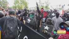 Confirman 20 arrestos de manifestantes durante la protesta del 1 de mayo