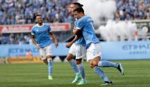 El resumen: con goleada de escándalo New York City FC doblega a Orlando City