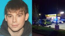 Video: Un hombre desnudo mata a cuatro personas en un restaurante de Nashville y escapa caminando