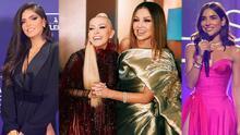 Thalía y otras 5 famosas que robaron cámara con sus looks en Latin GRAMMY Ellas y su Música