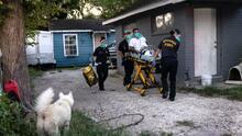 EEUU supera los 40 millones de casos conocidos de covid-19 con hospitales saturados en seis estados