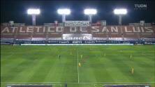 Resumen del partido Atlético San Luis vs Tigres