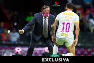 """Herrera sobre 'herir' al América: """"Encuentro posibilidad de llegarle"""""""