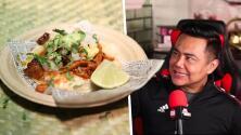 Raúl revela la razón por la que dejó de comer puerco