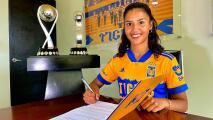 Stefany Ferrer es la primera extranjera de la Liga MX Femenil